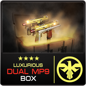 LUXURIOUS DUAL MP9 BOX