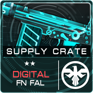 SUPPLY CRATE DIGITAL FN FAL (15 ชิ้น)