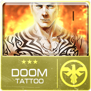 Doom Tattoo (30 Days) (Selected)