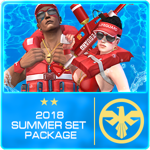 2018 SUMMER SET Package (30 Days)