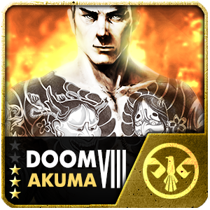Akuma Doom (30 Days) (Selected)