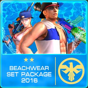 2016 Beachwear Set Package (30 Days)