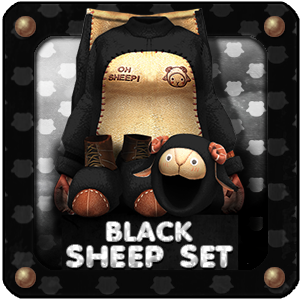 BLACK SHEEP SET Package (60 Days)