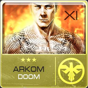 รอยสักอาคม Doom (14 Days) (Selected)
