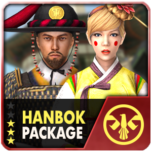 HANBOK Package (30 Days)