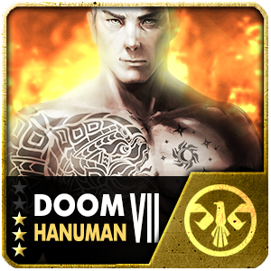 Hanuman Doom (30 Days) (Selected)