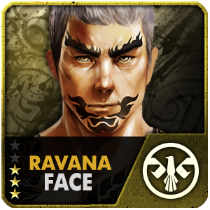 RAVANA FACE (60 Days) (Selected)