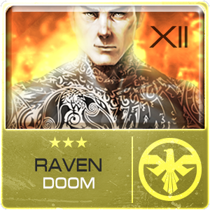 RAVEN DOOM (14 Days) (Selected)