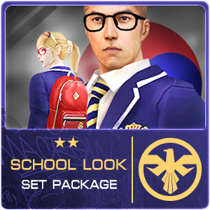 SCHOOL LOOK PACKAGE (14 Days)