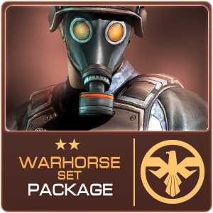 WARHORSE Package (7 Days)