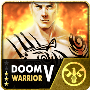 Warrior Doom (30 Days) (Selected)