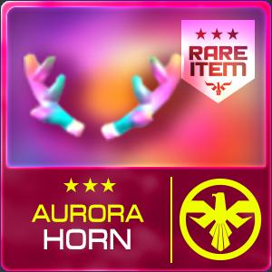 AURORA HORN (EID) (Permanent)