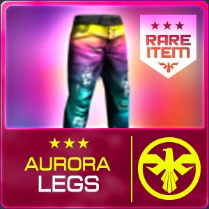 AURORA LEGS (PSU) (Permanent)