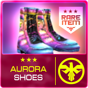 AURORA SHOES (PSU) (Permanent)