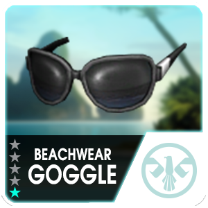 BEACHWEAR GOGGLE (DELTA) (1 Day)