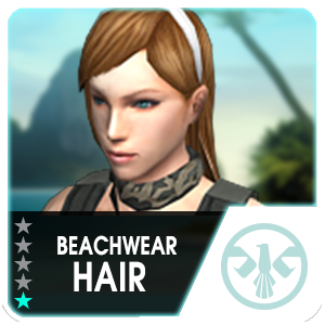 BEACHWEAR HAIR (SRG) (1 Day)