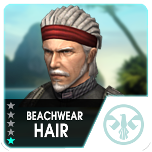 BEACHWEAR HAIR (PSU) (1 Day)