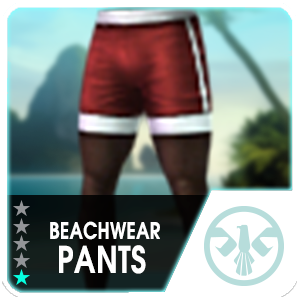 BEACHWEAR PANTS (GSG9) (1 Day)
