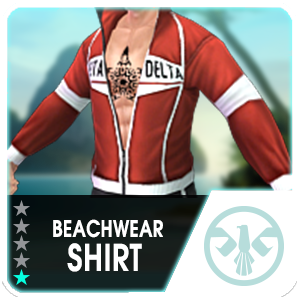 BEACHWEAR SHIRT (SAS) (1 Day)
