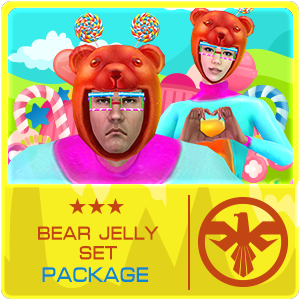 BEAR JELLY FULL PACKAGE 180 Days)