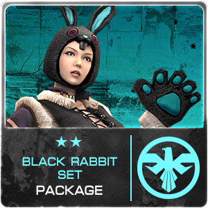 BLACK RABBIT SET Package (30 Days)