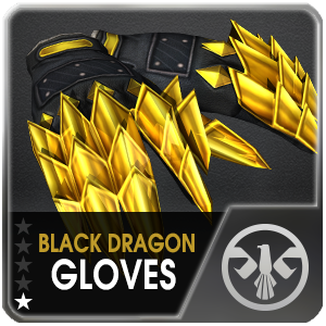 BLACK DRAGON GLOVES (FORCERECON) (1 Day)