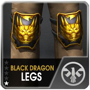 BLACK DRAGON LEGS (FORCERECON) (1 Day)