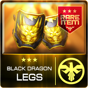 BLACK DRAGON LEGS (SRG) (Permanent)