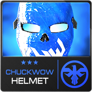CHUCKWOW HELMET (30 Days)