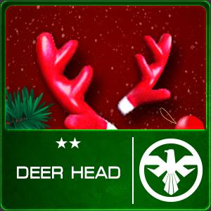 DEER HEAD (30 Days)