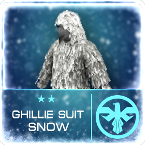 Ghillie Suit Snow (30 Days) (Selected)