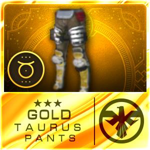 GOLD TAURUS PANTS (SASR) (Permanent)