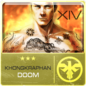 KHONGKRAPHAN DOOM (30 Days) (Selected)