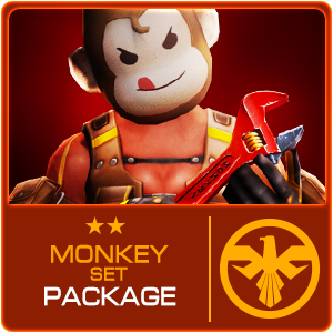 MONKEY SET PACKAGE (30 Days)