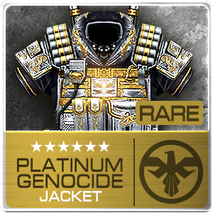 PLATINUM GENOCIDE JACKET (PSU) (Permanent)