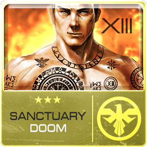 SANCTUARY DOOM (30 Days) (Selected)