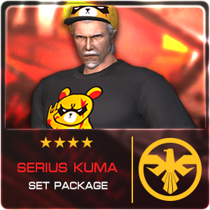 Serius Kuma set Package (28 Days)