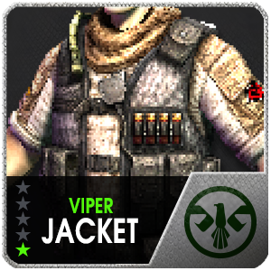 VIPER JACKET (ROKMC) (1 Day)