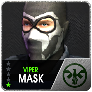 VIPER MASK (SAS) (1 Day)