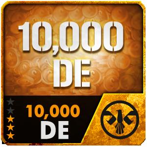10,000 DE