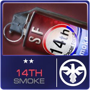 14TH SMOKE (Permanent)