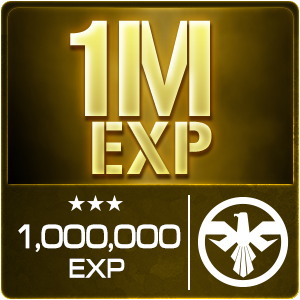 1,000,000 EXP
