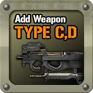 Add Weapon Types (7)