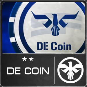 DE Coin (1 ชิ้น)