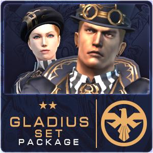GLADIUS PACKAGE (30 Days)