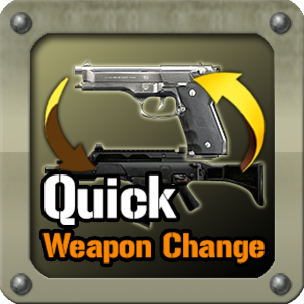Quick Weapon Change (60)