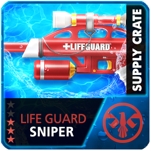 Supply Crate LIFEGUARD SNIPER (5 Pieces)