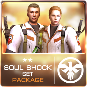 SOUL SHOCK PACKAGE (30 Days)