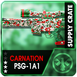 Supply Crate CARNATION PSG-1A1 (5 pieces)