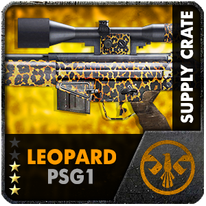 Supply Crate LEOPARD PSG-1 (1 Piece)